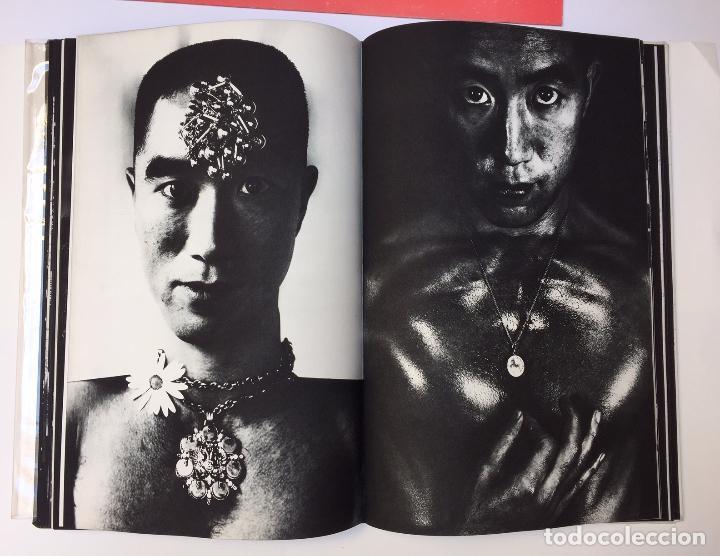 Libros de segunda mano: Hosoe ; Mishima. Barakei = Killed by Roses = Muerto por las rosas.1963 Fotolibro japonés (Lumen) - Foto 3 - 84630228