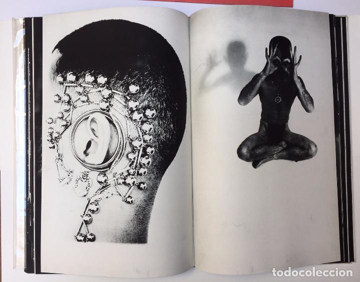 Libros de segunda mano: Hosoe ; Mishima. Barakei = Killed by Roses = Muerto por las rosas.1963 Fotolibro japonés (Lumen) - Foto 4 - 84630228