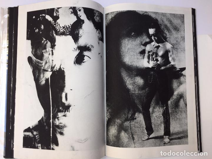 Libros de segunda mano: Hosoe ; Mishima. Barakei = Killed by Roses = Muerto por las rosas.1963 Fotolibro japonés (Lumen) - Foto 9 - 84630228