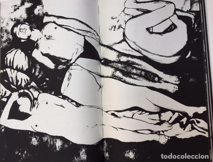 Libros de segunda mano: Hosoe ; Mishima. Barakei = Killed by Roses = Muerto por las rosas.1963 Fotolibro japonés (Lumen) - Foto 13 - 84630228