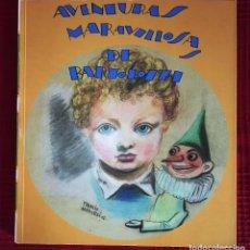 Libros de segunda mano: AVENTURAS MARAVILLOSAS DE BARTOLOZZI. Lote 84739656
