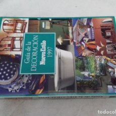 Libros de segunda mano: GUIA DE LA DECORACION NUEVO ESTILO 1997. Lote 84857312