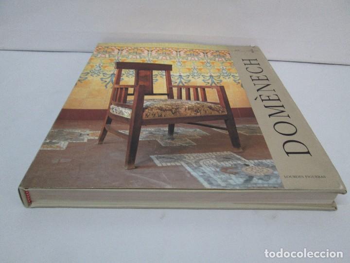 Libros de segunda mano: LLUIS DOMENECH I MONTANER. LOURDES FIGUERAS. CLASICOS DEL DISEÑO. 1994. VER FOTOGRAFIAS ADJUNTAS - Foto 3 - 88364672