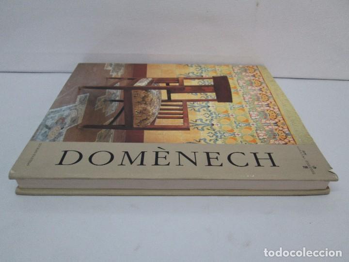 Libros de segunda mano: LLUIS DOMENECH I MONTANER. LOURDES FIGUERAS. CLASICOS DEL DISEÑO. 1994. VER FOTOGRAFIAS ADJUNTAS - Foto 4 - 88364672