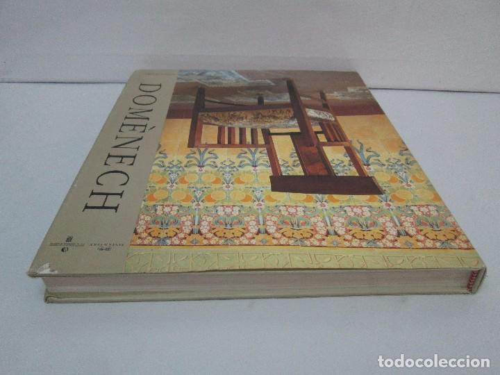 Libros de segunda mano: LLUIS DOMENECH I MONTANER. LOURDES FIGUERAS. CLASICOS DEL DISEÑO. 1994. VER FOTOGRAFIAS ADJUNTAS - Foto 5 - 88364672