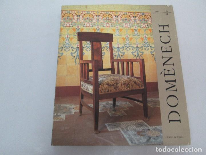 Libros de segunda mano: LLUIS DOMENECH I MONTANER. LOURDES FIGUERAS. CLASICOS DEL DISEÑO. 1994. VER FOTOGRAFIAS ADJUNTAS - Foto 6 - 88364672
