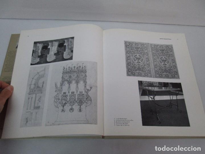 Libros de segunda mano: LLUIS DOMENECH I MONTANER. LOURDES FIGUERAS. CLASICOS DEL DISEÑO. 1994. VER FOTOGRAFIAS ADJUNTAS - Foto 13 - 88364672