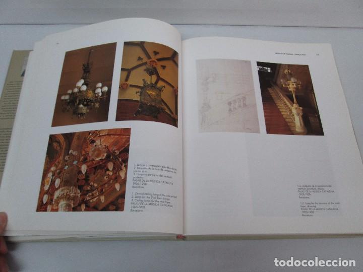 Libros de segunda mano: LLUIS DOMENECH I MONTANER. LOURDES FIGUERAS. CLASICOS DEL DISEÑO. 1994. VER FOTOGRAFIAS ADJUNTAS - Foto 15 - 88364672