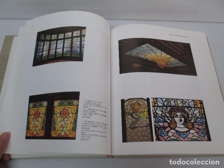 Libros de segunda mano: LLUIS DOMENECH I MONTANER. LOURDES FIGUERAS. CLASICOS DEL DISEÑO. 1994. VER FOTOGRAFIAS ADJUNTAS - Foto 16 - 88364672