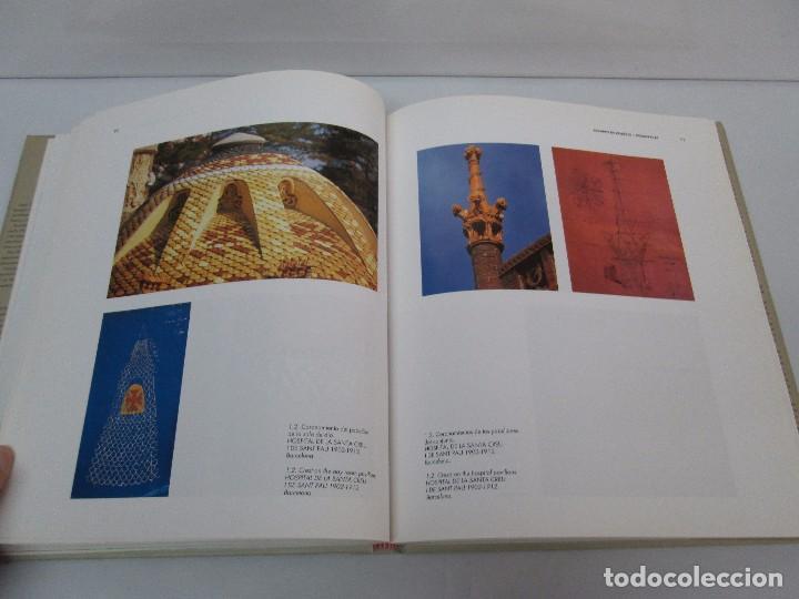 Libros de segunda mano: LLUIS DOMENECH I MONTANER. LOURDES FIGUERAS. CLASICOS DEL DISEÑO. 1994. VER FOTOGRAFIAS ADJUNTAS - Foto 17 - 88364672