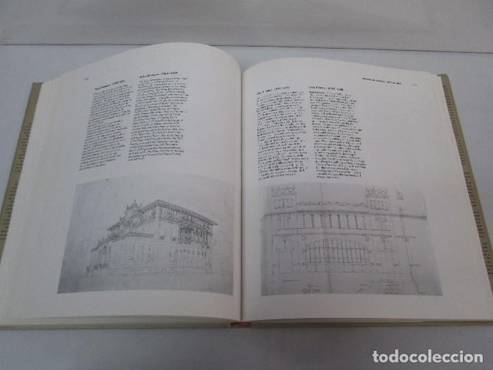 Libros de segunda mano: LLUIS DOMENECH I MONTANER. LOURDES FIGUERAS. CLASICOS DEL DISEÑO. 1994. VER FOTOGRAFIAS ADJUNTAS - Foto 19 - 88364672
