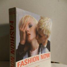 Libros de segunda mano: FASHION NOW TASCHEN, 2002 TERRY JONES FOTOGRAFIA MODA ALTA COSTURA. Lote 89778688