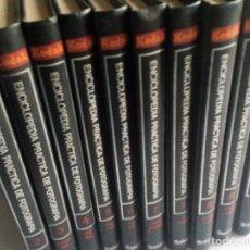 Libros de segunda mano: ENCICLOPEDIA PRACTICA DE FOTOGRAFÍA. COMPLETA 10 TOMOS. ED. SALVAT 1979. Lote 90788585