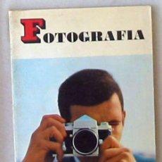 Libros de segunda mano: FOTOGRAFÍA - H. ZIM / R. BURNETT - ED. DAIMON 1978 - VER INDICE. Lote 128357212
