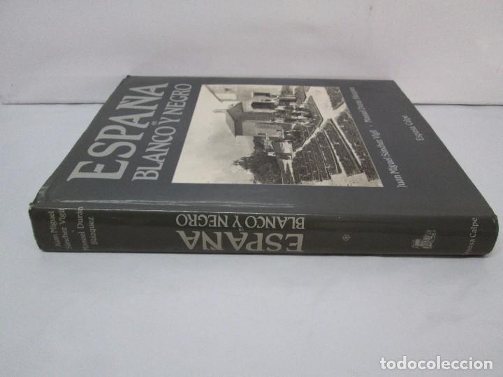Libros de segunda mano: ESPAÑA EN BLANCO Y NEGRO. JUAN MIGUEL SANCHEZ VIGIL. MANUEL DURAN BLAZQUEZ. FOTOGRAFIAS. - Foto 2 - 91163065