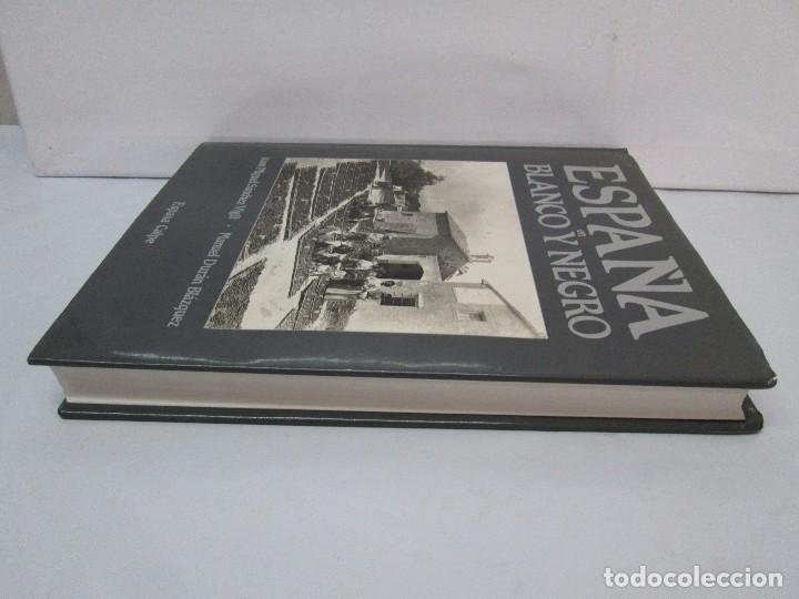 Libros de segunda mano: ESPAÑA EN BLANCO Y NEGRO. JUAN MIGUEL SANCHEZ VIGIL. MANUEL DURAN BLAZQUEZ. FOTOGRAFIAS. - Foto 4 - 91163065