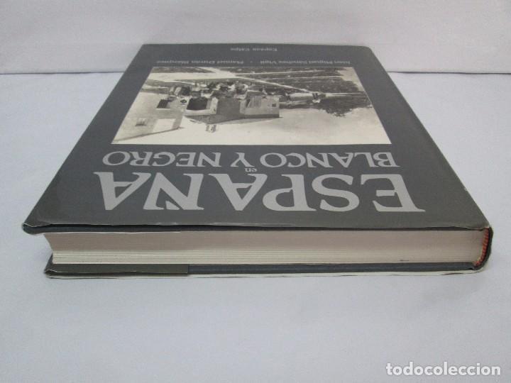 Libros de segunda mano: ESPAÑA EN BLANCO Y NEGRO. JUAN MIGUEL SANCHEZ VIGIL. MANUEL DURAN BLAZQUEZ. FOTOGRAFIAS. - Foto 5 - 91163065