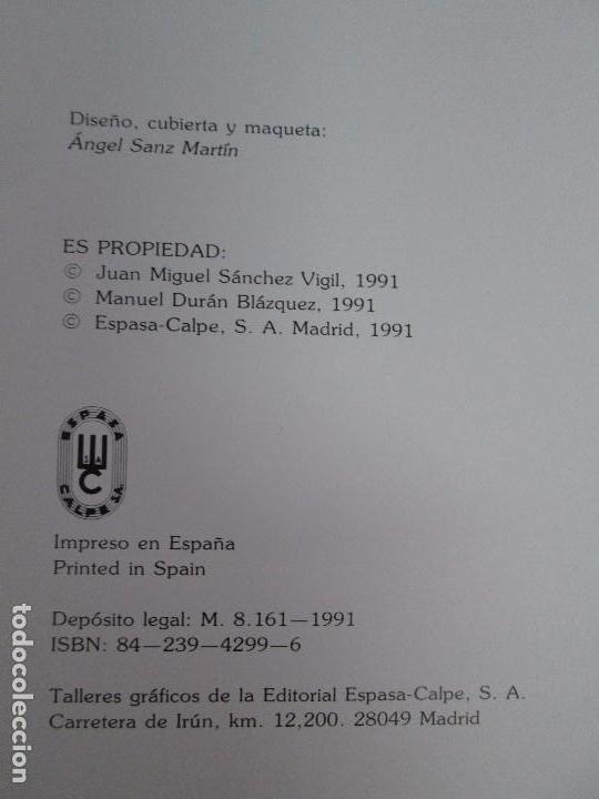 Libros de segunda mano: ESPAÑA EN BLANCO Y NEGRO. JUAN MIGUEL SANCHEZ VIGIL. MANUEL DURAN BLAZQUEZ. FOTOGRAFIAS. - Foto 9 - 91163065