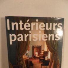 Libros de segunda mano: INTÉRIEURS PARISIERS , TASCHEN, LISA LOVATT- SMITH. Lote 99394511