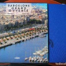 Libros de segunda mano: BARCELONA DE BAT A BAT - MÀRIUS CAROL, ANTONIO ESPEJO LUNWERG. Lote 92211840