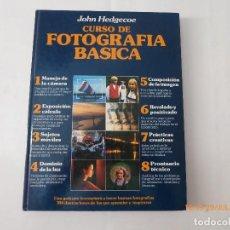 Libros de segunda mano: CURSO DE FOTOGRAFIA BASICA,. Lote 93658170