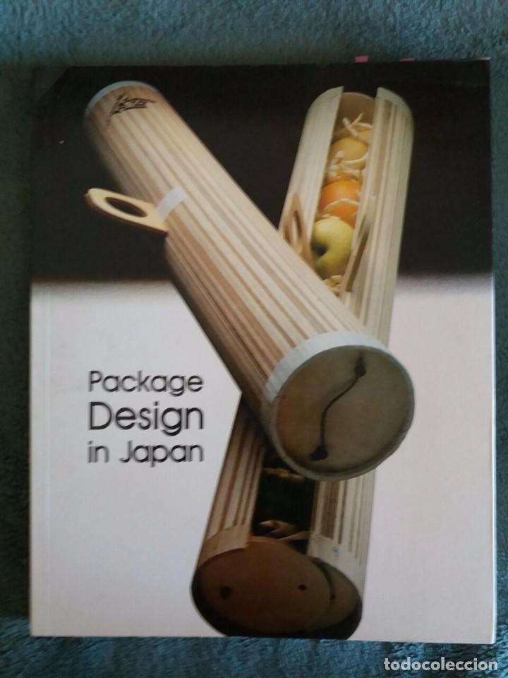 PACKAGE DESIGN IN JAPAN / MICHAEL LANGFORD / TASCHEN / 1ª EDICIÓN 1989 (Libros de Segunda Mano - Bellas artes, ocio y coleccionismo - Diseño y Fotografía)