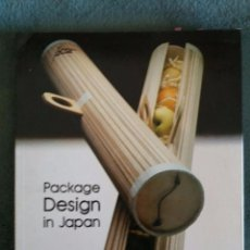 Libros de segunda mano: PACKAGE DESIGN IN JAPAN / MICHAEL LANGFORD / TASCHEN / 1ª EDICIÓN 1989. Lote 93746305