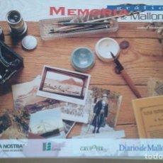 Libros de segunda mano: MEMORIA GRÁFICA DE MALLORCA, EN FASCÍCULOS. Lote 103561570