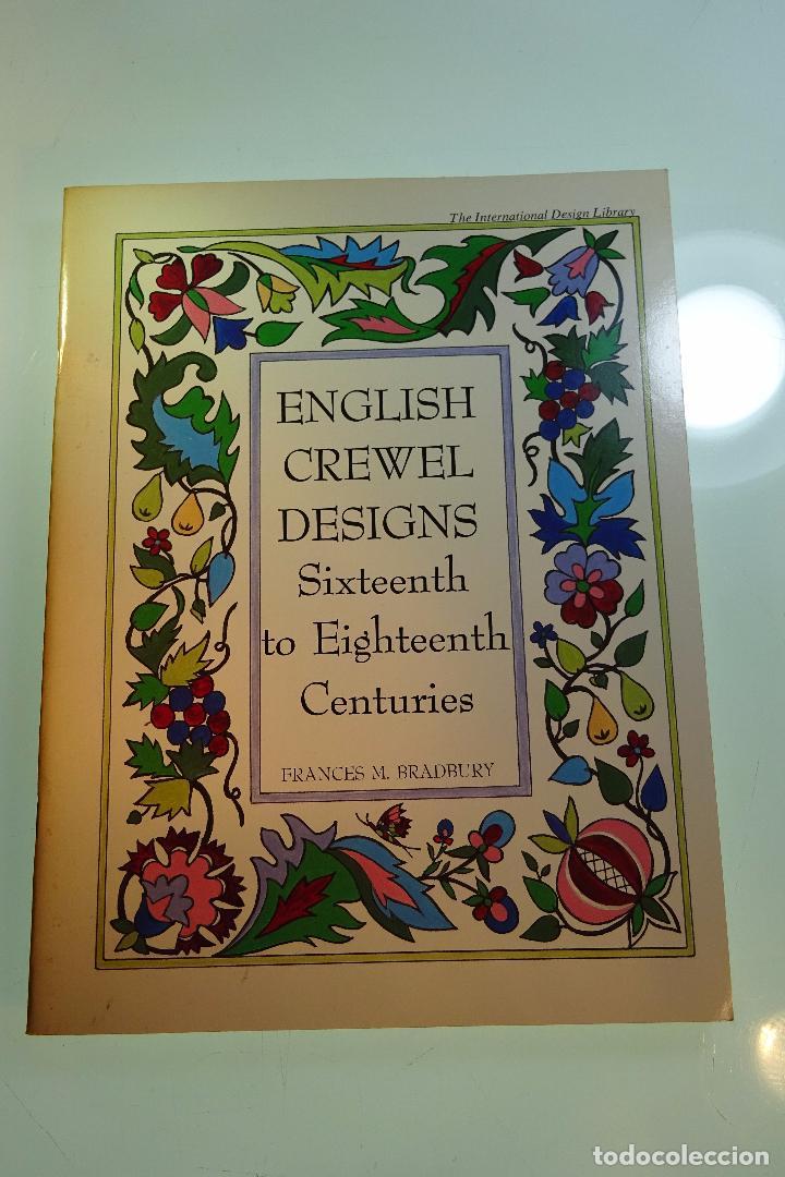 cuaderno de diseño y patrones - bordado ingles - Comprar Libros de ...
