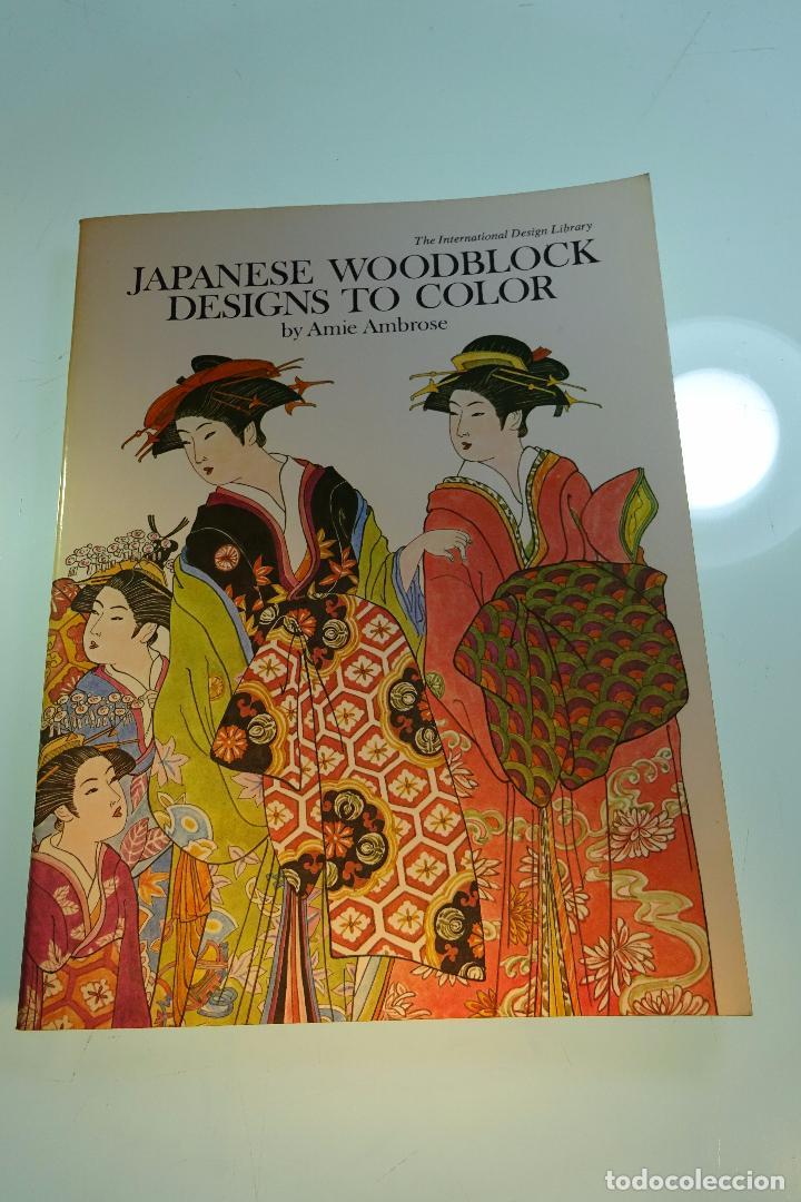cuaderno de diseño y motivos - diseños japones - Comprar Libros de ...