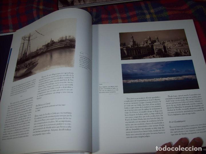 Libros de segunda mano: DESTINO ESPAÑA. ESPAÑA A TRAVÉS DE THE NEW YORK TIMES. INTRODUCCIÓN HUGH THOMAS. LUNWERG,ED. - Foto 9 - 95179523