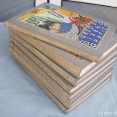 Libros de segunda mano: CURSO DISEÑO GRÁFICO 8 TOMOS. Lote 154252569