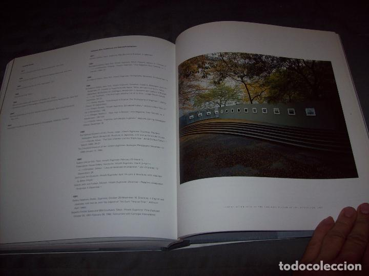 Libros de segunda mano: HIROSHI SUGIMOTO. KERRY BROUGHER & DAVID ELLIOTT. HIRSHHORN MUSEUM AND SCULPTURE GARDEN. 2006. - Foto 35 - 95715939