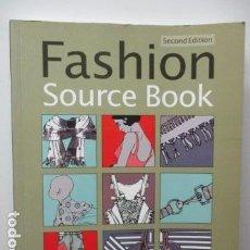 Libros de segunda mano: FASHION SOURCE BOOK - KATHRYN MCKELVEY. Lote 95773059