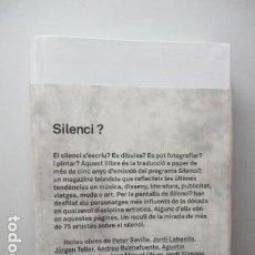 Libros de segunda mano: SILENCI? IRENE ZOE ALAMEDA. Lote 95796259