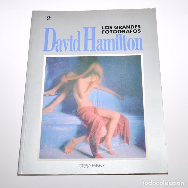 LOS GRANDES FOTOGRAFOS - DAVID HAMILTON (Libros de Segunda Mano - Bellas artes, ocio y coleccionismo - Diseño y Fotografía)