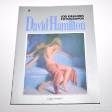 Libros de segunda mano: LOS GRANDES FOTOGRAFOS - DAVID HAMILTON. Lote 96047815