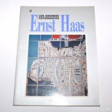 Libros de segunda mano: LOS GRANDES FOTOGRAFOS - ERNST HAAS. Lote 96047827