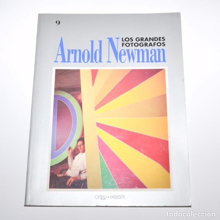 LOS GRANDES FOTOGRAFOS - ARNOLD NEWMAN (Libros de Segunda Mano - Bellas artes, ocio y coleccionismo - Diseño y Fotografía)