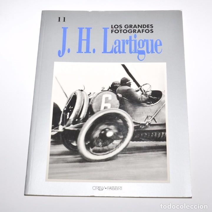 LOS GRANDES FOTOGRAFOS - J.H. LARTIGUE (Libros de Segunda Mano - Bellas artes, ocio y coleccionismo - Diseño y Fotografía)