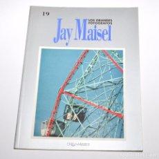 Libros de segunda mano: LOS GRANDES FOTOGRAFOS - JAY MAISEL. Lote 96047867
