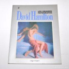 Libros de segunda mano: LOS GRANDES FOTOGRAFOS - DAVID HAMILTON. Lote 96047967