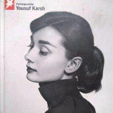 Libros de segunda mano: YOUSUF KARSH. FOTOGRAFIE. PORTFOLIO STERN. Lote 96165495