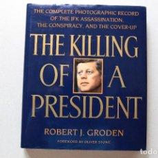 Libros de segunda mano: KILLING OF A PRESIDENT - KENNEDY. Lote 96419579