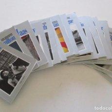 Libros de segunda mano: ROMEO MARTÍNEZ, BRYN CAMPBELL. LOS GRANDES FOTÓGRAFOS. CINCUENTA TOMOS. RMT82727. . Lote 96906291