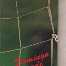 Libros de segunda mano: * FOTOGRAFÍA * DOMINGO TARDE = SATURDAY AFTENOON /FEDERICO PEREX .—EDICIÓN NUMERADA. Lote 96972903