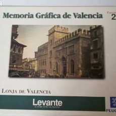 Libros de segunda mano: MEMORIA GRAGICA DE VALENCIA 27. Lote 97136555