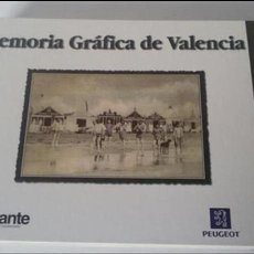Libros de segunda mano: MEMORIA GRAFICA DE VALENCIA. Lote 97146422