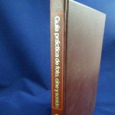 Libros de segunda mano: GUÍA PRÁCTICA DE FOTO, CINE Y SONIDO. SALVAT. Lote 97324023
