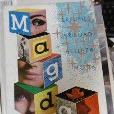 MAGDA INTER: Revista Perfumes Belleza Moda nº Invierno 1965